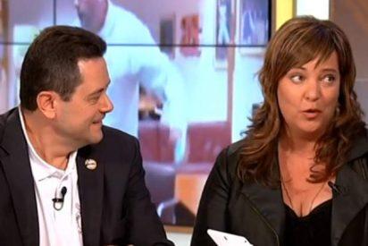 Tomás Roncero esconde un secreto inconfesable: su mujer es rojiblanca