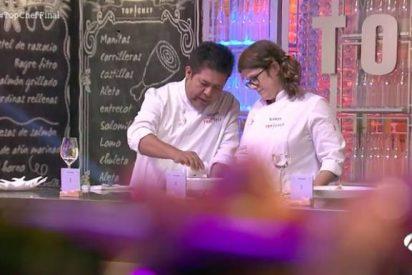 La final de 'Top Chef': Rakel gana a Víctor y le da la vuelta a la tortilla en una agónica final