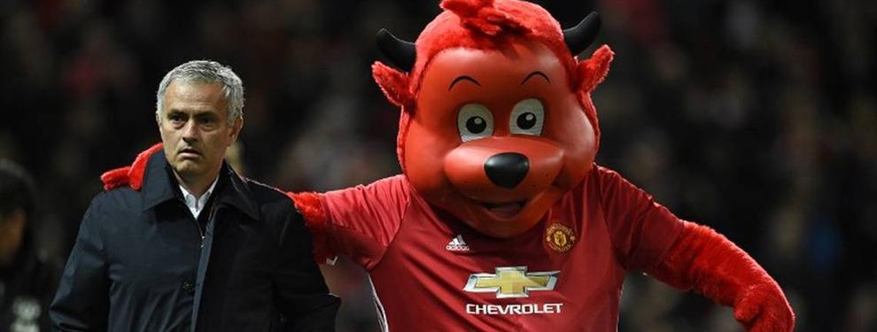 'Top Secret': Mourinho provoca una auténtica fractura interna en el Manchester United