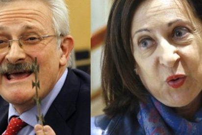 El día después de las primarias socialistas: la 'sanchista' Robles y el 'susanista' Trevín, a gritos por el Congreso