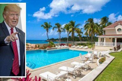 Donald Trump vende su lujosa mansión de Florida por 37 millones de dólares