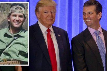 Donald Trump Jr, pillado de nuevo cazando en un exclusivo coto de caza