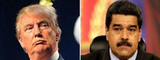 "Nicolás Maduro: ""Saca tus manos cochinas de aquí; Go Home Donald Trump"""