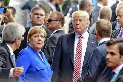 Donald Trump arremete contra Alemania y le acusa de dañar la economía de EEUU