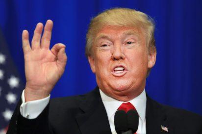 """Donald Trump: """"El cuerpo es una pila que se desgasta"""""""