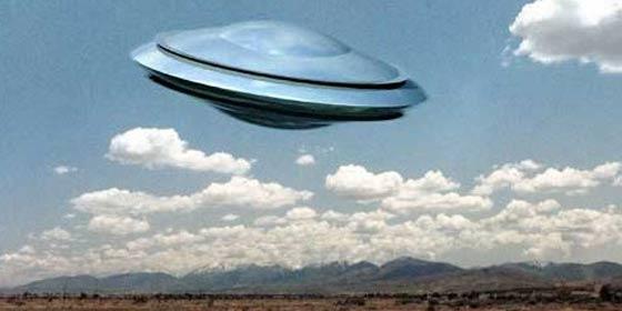 El vídeo secreto de una nave extraterrestre que prueban en la misteriosa Área 51