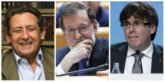 Alfonso Ussía aconseja a Rajoy que se meta la carta de Puigdemont... por donde le quepa