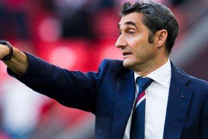 Valverde pone el freno a la venta de un amigo de Messi (y coloca un cartel de transferible)