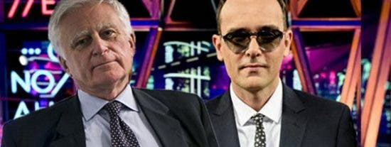 El 'capo' Vasile se la pega con un Risto humillado en el nuevo lamentable estreno de Telecinco