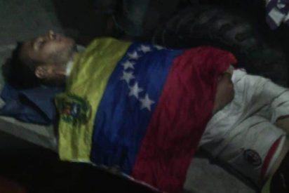 Los sicarios chavistas asesinan a otro joven en Venezuela