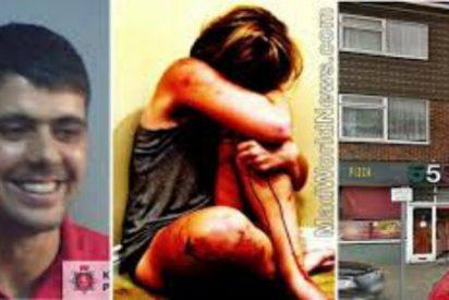 Los 4 musulmanes que han violado en un kebab a una adolescente perdida
