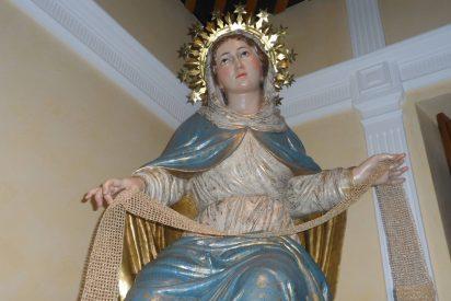 Peregrinación en El Tiemblo para venerar la Virgen de la Cinta