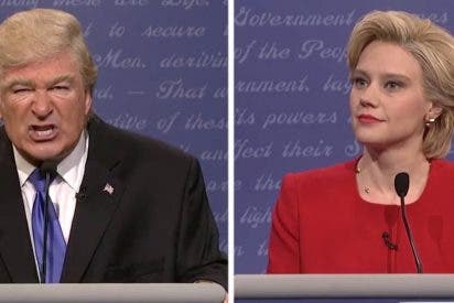 Gracias a Donald Trump «Saturday Night Live» está arrasando en EE.UU.