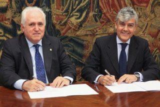 Renovado el convenio entre BBVA y la Universidad de Deusto