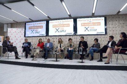 """La """"X Solidaria"""" recaudó el pasado año más de 300 millones de euros"""