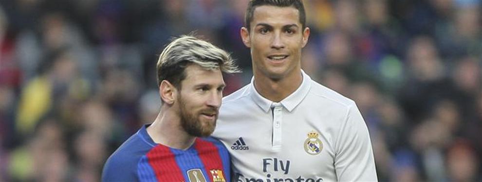 Y lo peor para Messi está por llegar: La 'bala' en la recámara de Cristiano con la que nadie contaba