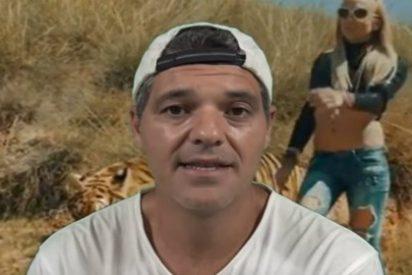 """El vídeo con el que Frank Cuesta despedaza a Aless Gibaja por dárselas de tigresa: """"¡Eres un jeta!"""""""