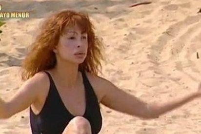 No apto para sensibles: Yurena se desnuda y ataca a Carlos Latre