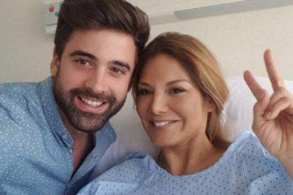 Ivonne Reyes ya está ingresada en el hospital para ser operada