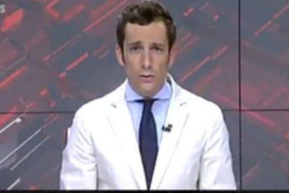 Cachondeo del bueno con la 'amedicana' de Álvaro Zancajo