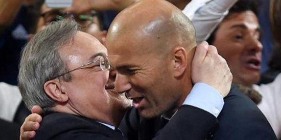 Zidane planta cara a Florentino: discrepancias para elegir al próximo galáctico