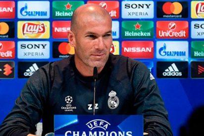 Zidane suelta un ultimátum sorpresa que pone 'fino' al vestuario antes del Atlético