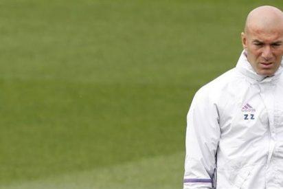 Zinedine Zidane desmonta el fichaje de Vinicius con una frase lapidaria