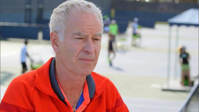 """John McEnroe: """"Si Serena Williams jugase con los chicos sería la 700 del mundo"""""""