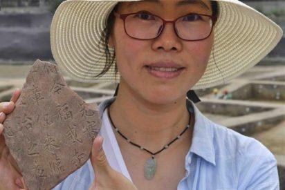 Descubren un templo budista escondido durante mil años
