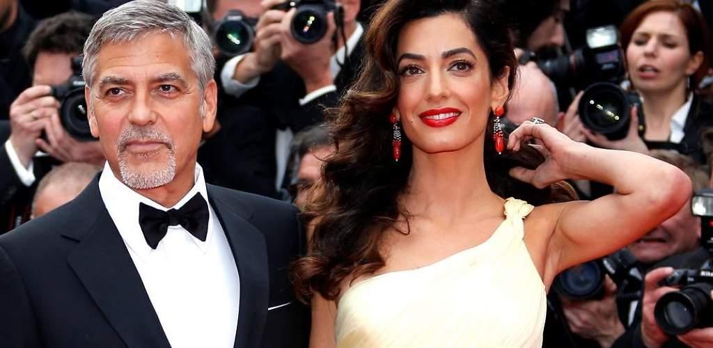 George Clooney sólo hay uno: mellizos a los 56 años