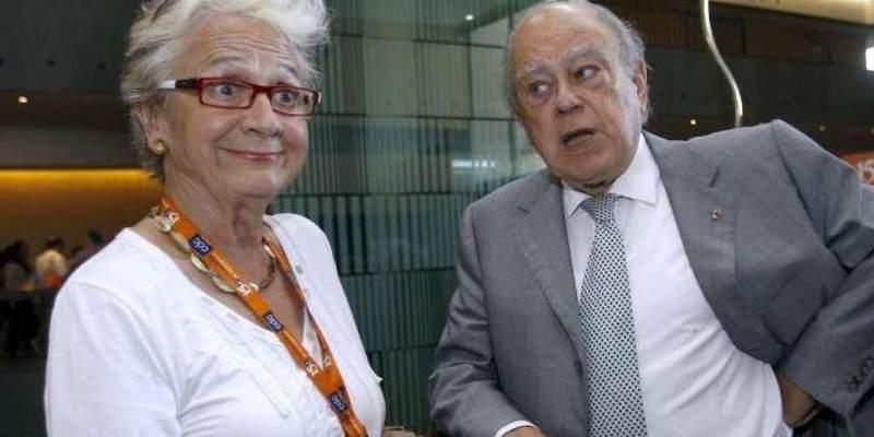 A Marta Ferrusola, 'abadesa' del clan Pujol, le sale a devolver la declaración de Hacienda