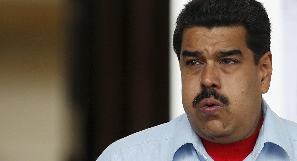 """La ultima gilipollez del inepto Nicolás Madura: """"cinco puntos cardinales"""""""