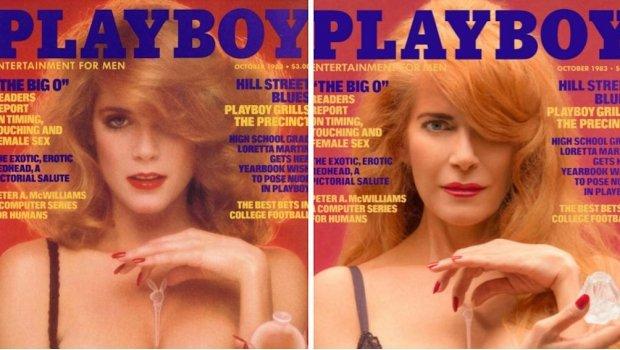 Este aspecto tienen las 6 mujeres que repiten portada de 'Playboy'... 30 años después