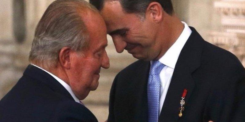 El cabreado rey Juan Carlos saca los colores a su hijo con unas inesperadas declaraciones