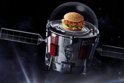 Un globo permitirá viajar a la estratósfera y el primer pasajero será un sándwich