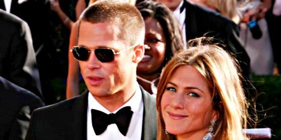 Las disculpas de Brad Pitt a Jennifer Aniston 12 años después de plantarla