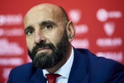 Monchi descuelga el teléfono para hablar con Florentino Pérez de uno de los intocables de Zidane