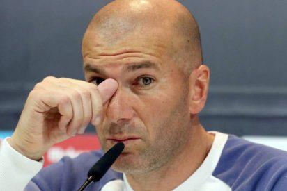 Reunión clave en el Santiago Bernabéu con Zidane: cinco fichajes sobre la mesa (y una salida bomba)