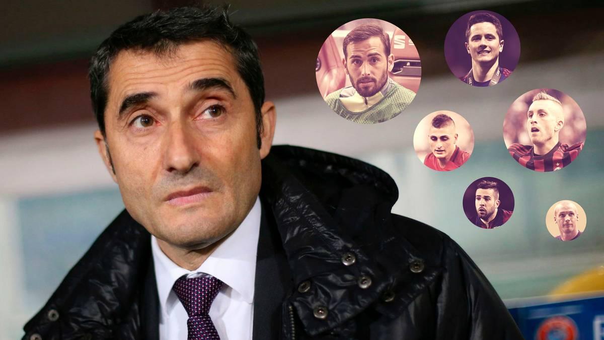 'No me voy'. El crack del Barça que planta cara a Valverde
