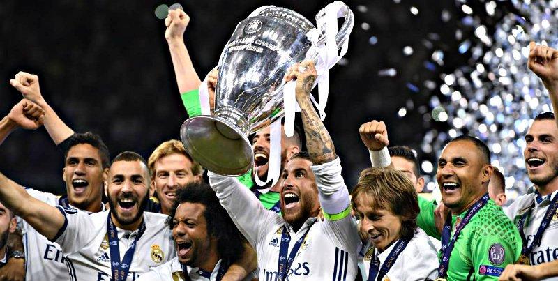 El Real Madrid manda en el Top-500 de 'World Soccer'