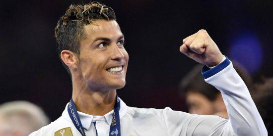 Cristiano Ronaldo y 'un récord más, el mejor en Cardiff y pichichi en Champions