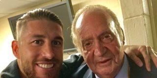 """Sergio Ramos: """"Gracias por venir al doping a saludarme, majestad"""""""