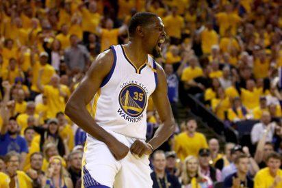 Los Warriors asestan un nuevo golpe y ponen el 2-0 ante Cleveland Cavaliers