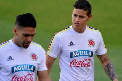 James Rodríguez se irá del Real Madrid pese a hacer sus mejores números