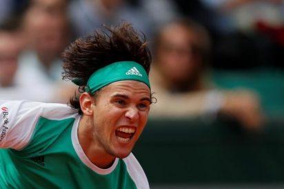 Dominic Thiem arrasa a Djokovic y se cita con Rafa Nadal en semifinales