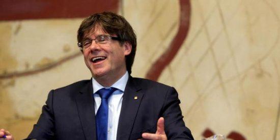 El independentista Puigdemont dice que desvelará la fecha del referéndum ilegal este viernes