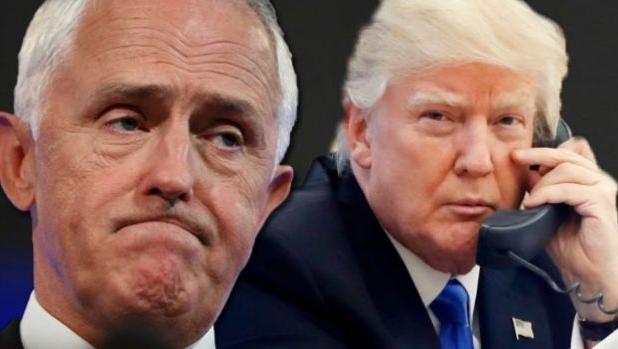 [VÍDEO] Así se burla de Trump el primer ministro australiano ante toda la prensa
