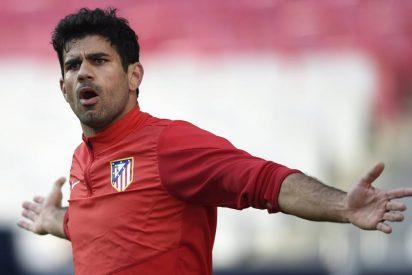 El Atlético de Madrid irá a por Diego Costa con 30 millones y dos condiciones