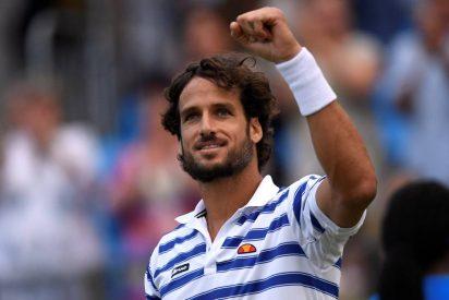 Feliciano López gana a Berdych y avanza a 'semis' en Queen's