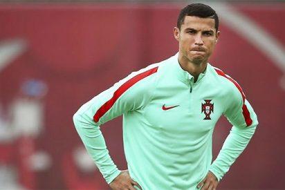 Se descubre el nombre del futbolista que puso a Hacienda en alerta sobre Cristiano Ronaldo
